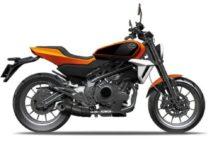 motocicleta de baixa cilindrada
