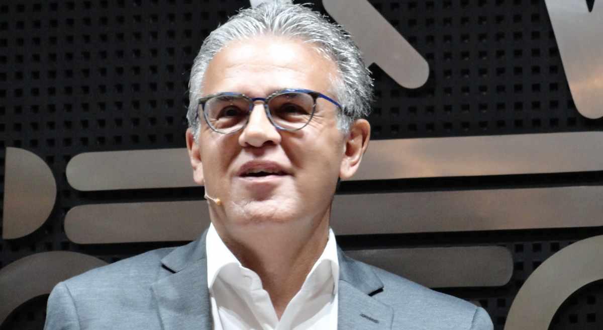 Luiz Carlos Moraes, presidente da Anfavea, indica viés positivo para 2020 no setor automotivo (foto: Mário Curcio)