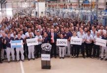 Volkswagen Argentina investe
