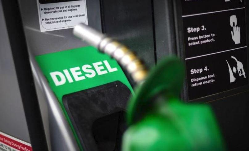 Produção de diesel da Petrobras