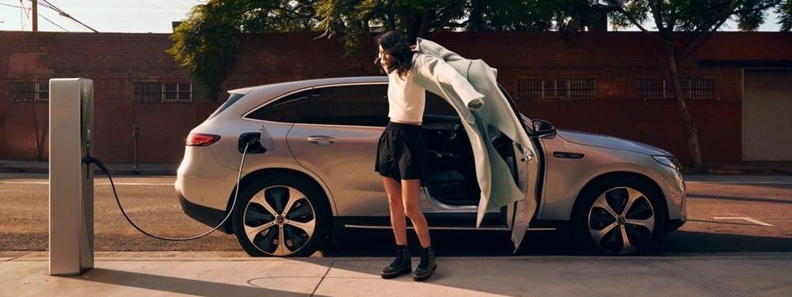 Mercedes lança SUV elétrico