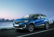 Renault Captur russo