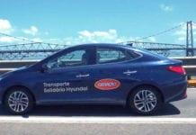 Hyundai oferece frota de concessionárias