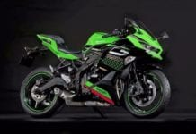 Mini-superbike da Kawasaki