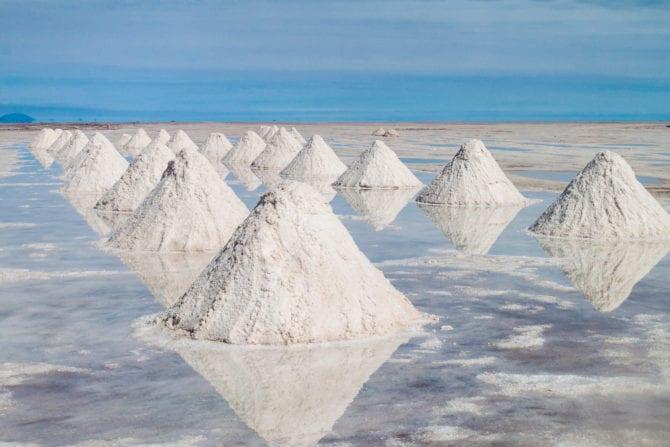 Fornecimento de lítio
