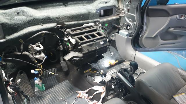 Ar-condicionado automotivo
