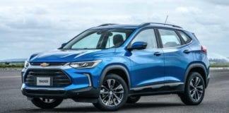 Novo Chevrolet Tracker 2021