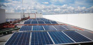 projeto de geração solar no Brasil