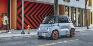 Citroën lança na Europa o Ami