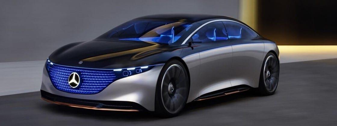 Mercedes planeja sedã elétrico