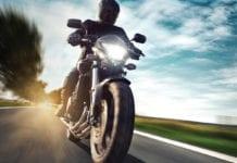 Iluminação de sua moto