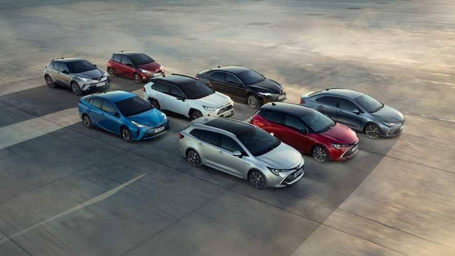 tecnologia híbrida da Toyota
