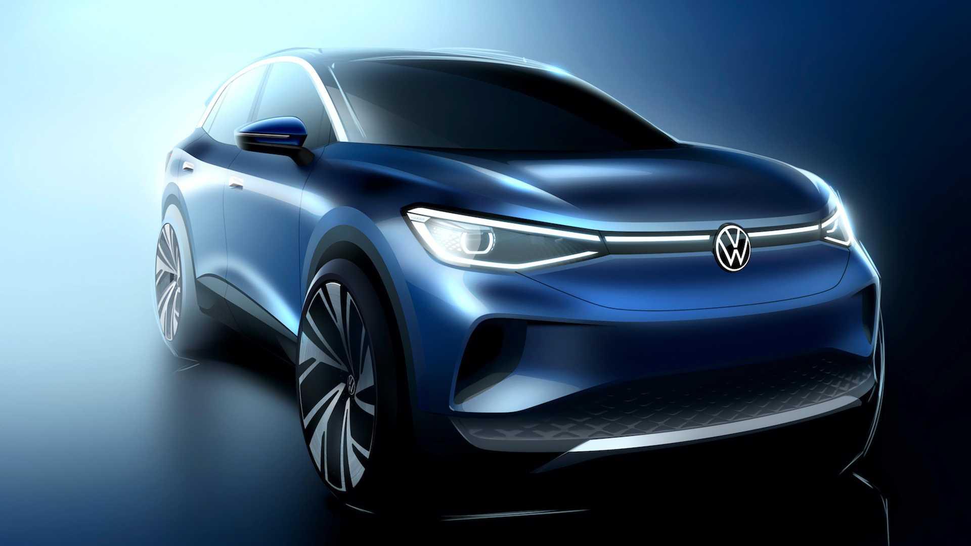 SUV Volkswagen