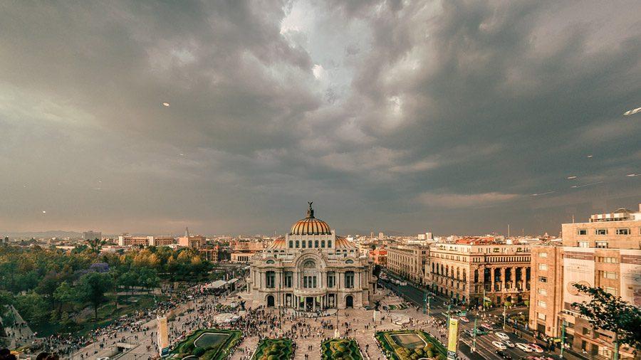 Indústria de etanol do México