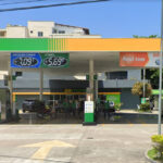 Preço médio da gasolina
