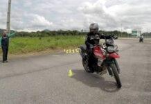 manobras em baixa velocidade