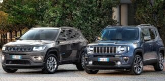 Jeep Compass e Renegade