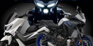 Lançamentos da Yamaha