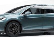 minivan da Tesla