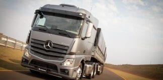 Mercedes-Benz atrasa entregas do novo Actros