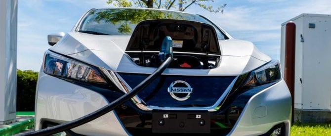 Veículos elétricos lideram tendências