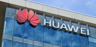 bloqueio britânico à Huawei