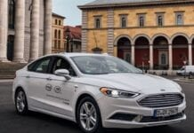 teste de carros autonomos