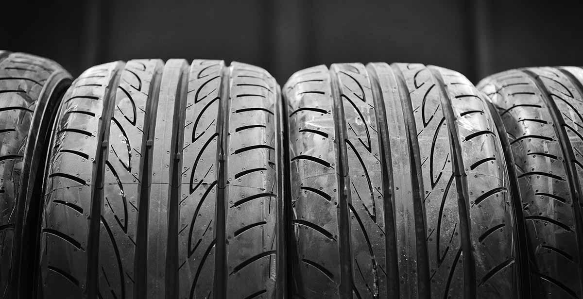 Vendas de pneus recuam