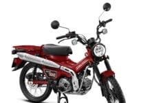 Honda Trail 125 ABS