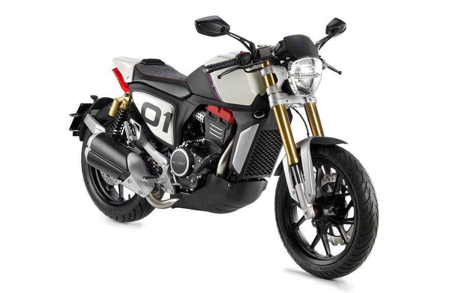 Divisão de motocicletas Peugeot