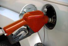 Preços de gasolina e diesel