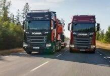 Scania desbancou a Volvo