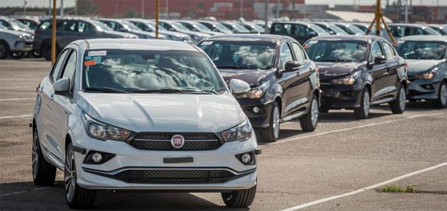 Argentina aumenta produção de carros