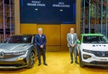 Renault amplia aposta na eletrificação