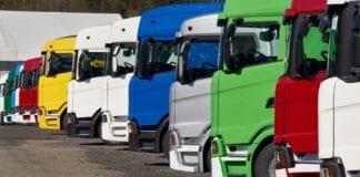 Vendas de comerciais na Europa