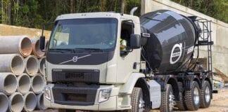 Linha de caminhões vocacionais