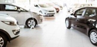 Vendas de veículos leves