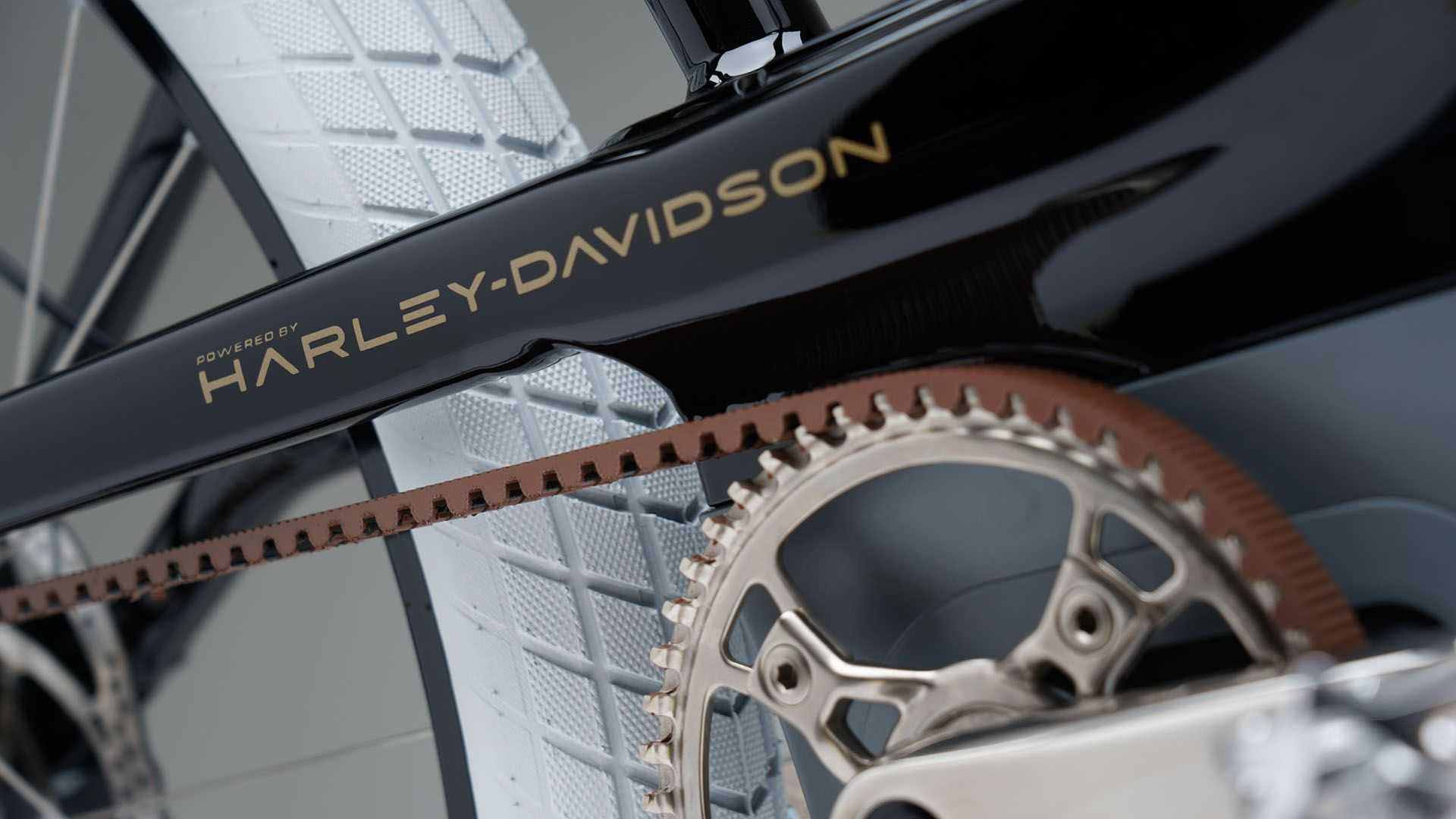 Harley-Davidson e-bikes