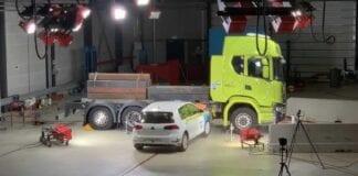 Caminhão elétrico Scania