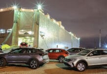 Volkswagen exporta Nivus para Argentina