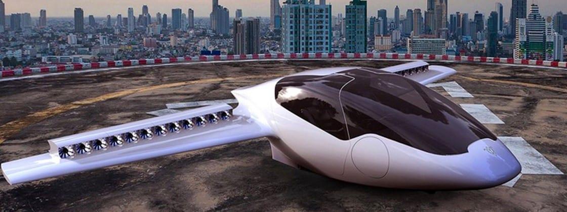 Avião elétrico com emissão zero