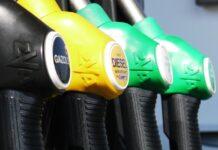 Venda de diesel no Brasil