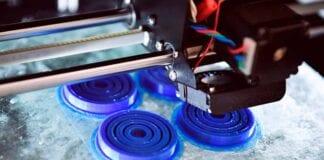 Impressão 3D para carros