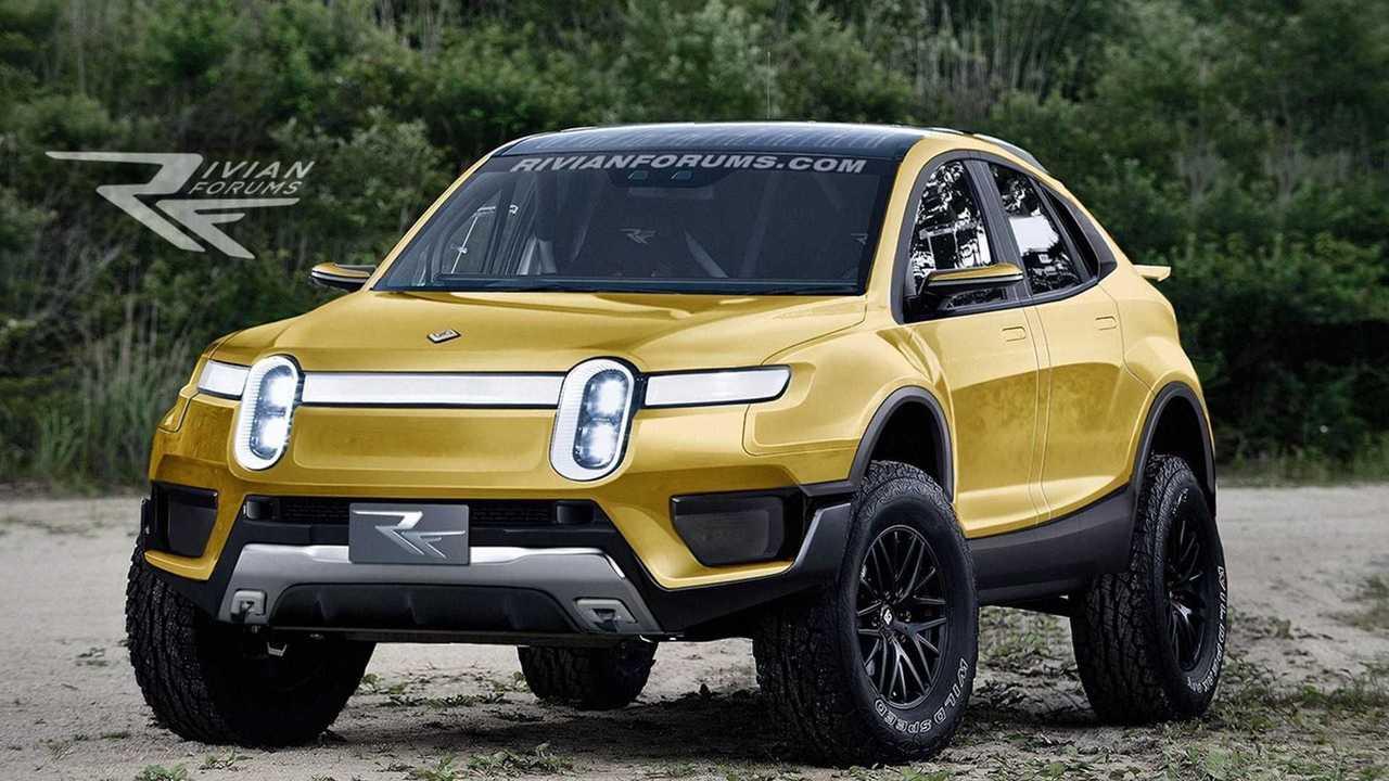 Rivian confirma carro elétrico compacto