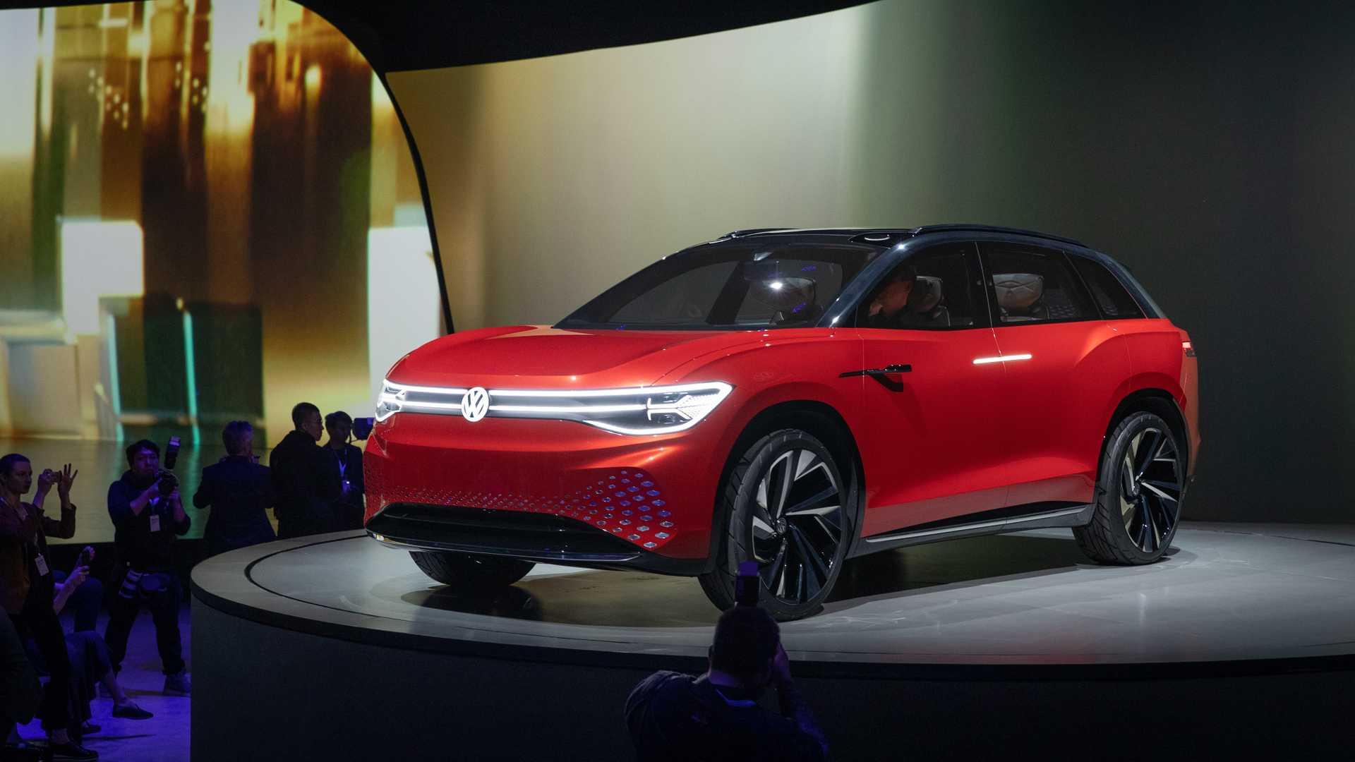Veículos elétricos Volkswagen