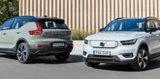 Volvo venderá só carros elétricos