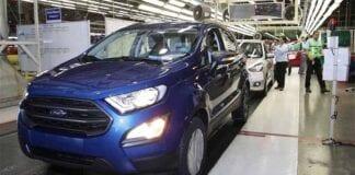 Ford encerra produção no Brasil