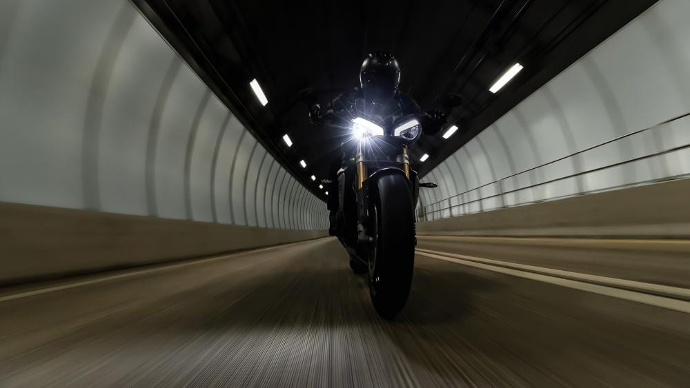 Triumph Speed Triple 1200