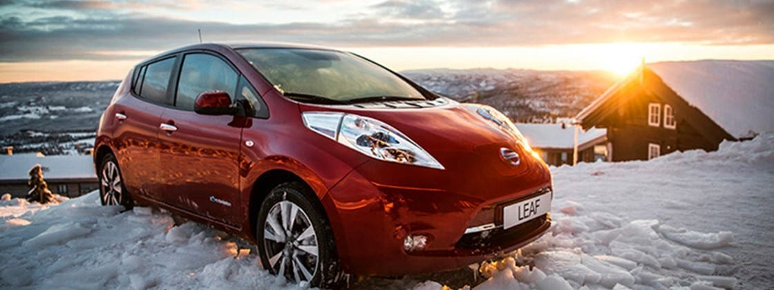 Noruega se destaca em carros elétricos