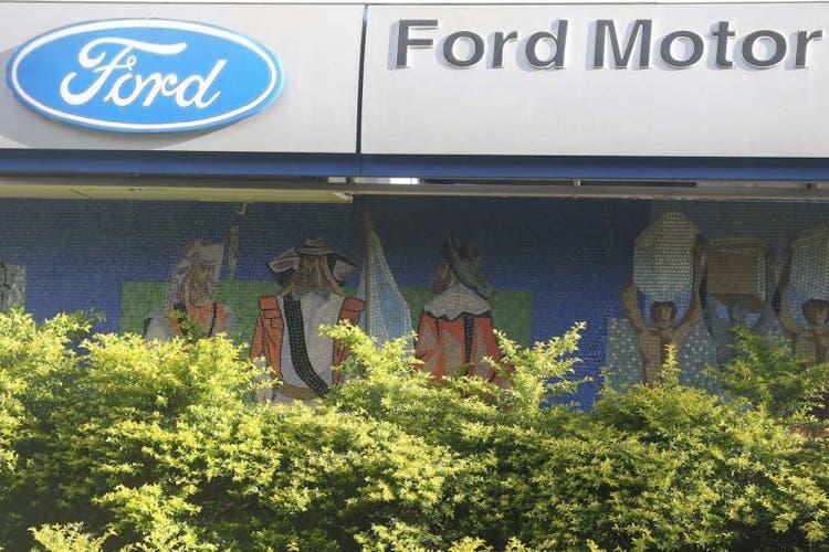 Fechamento das fábricas da Ford